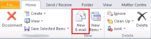 new email button2